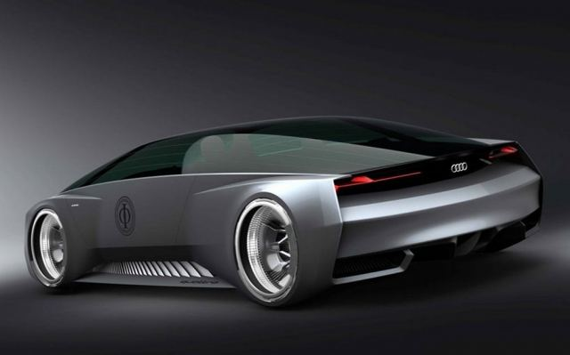 AUDI designs science fiction car (4)