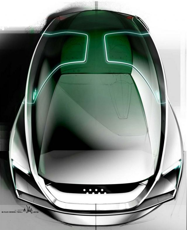 AUDI designs science fiction car (3)