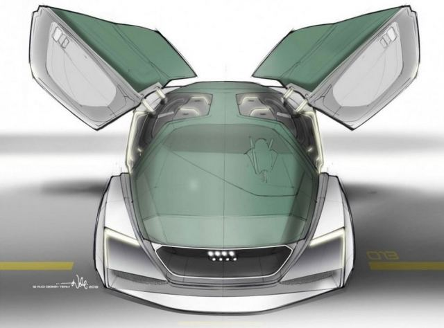AUDI designs science fiction car (2)