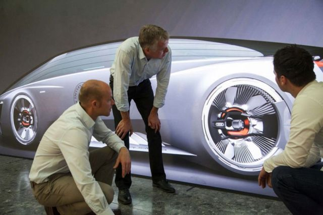 AUDI designs science fiction car (1)