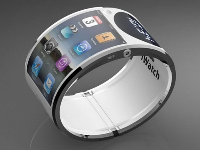 Apple's iWatch concept by James Ivaldi 1
