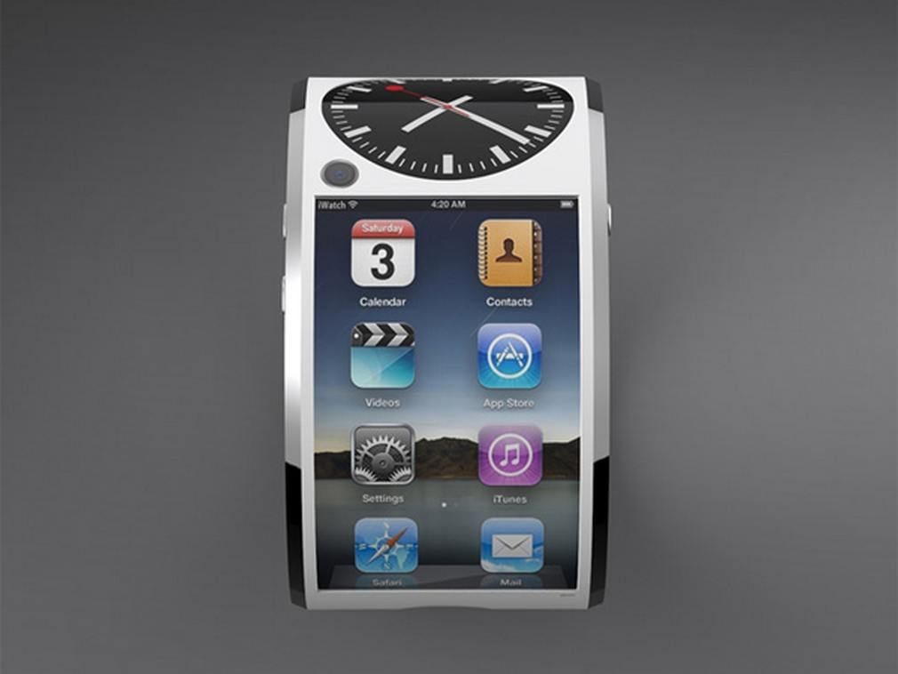 Apple Concept Apple's Iwatch Concept by