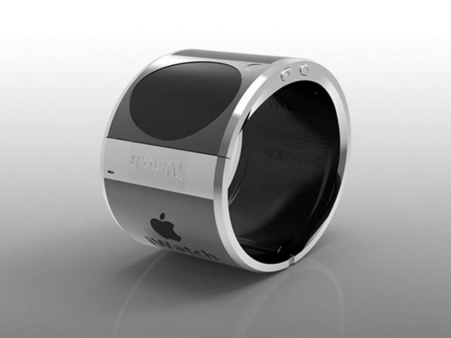 Apple's iWatch concept by James Ivaldi (3)