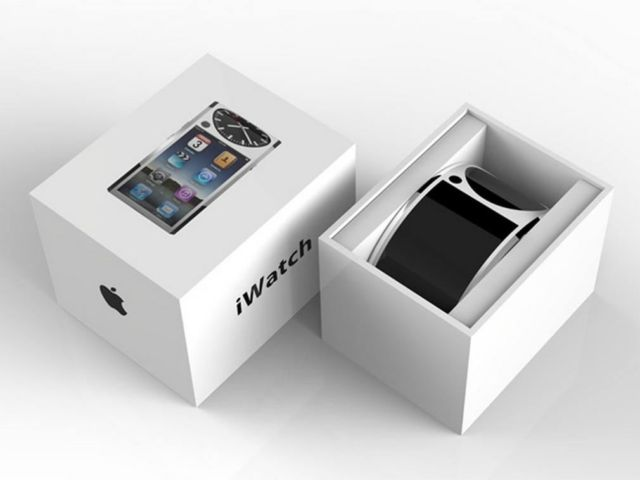 Apple's iWatch concept by James Ivaldi (1)