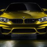 BMW M4 Coupe 2015 concept