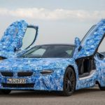 BMW's i8- First car to use Scratch-Resistant Gorilla Gl...
