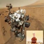 Curiosity's One Year on Mars