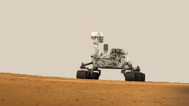 Curiosity's first year on Mars in two minutes 2