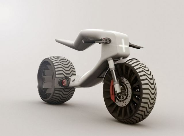 E-MX Electric motorcycle 1