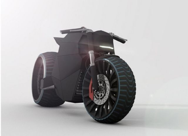 E-MX Electric motorcycle (2)