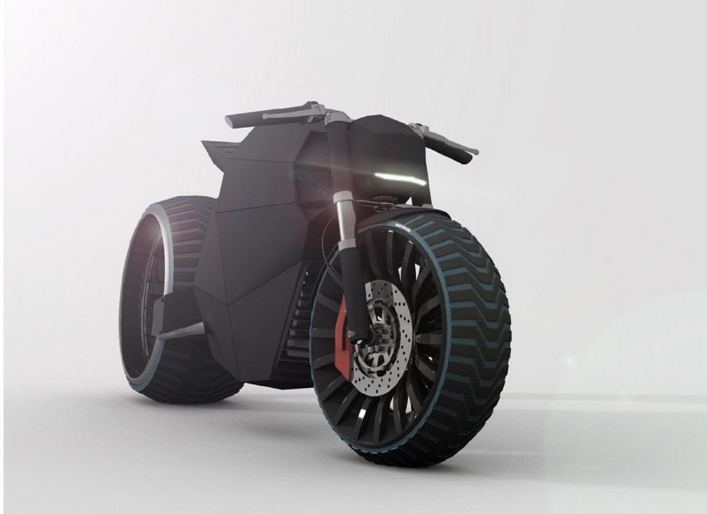 E-MX Electric motorcycle | wordlessTech