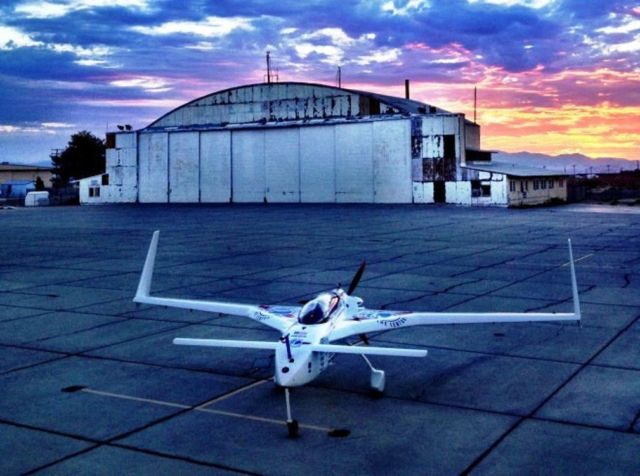 Electric Airplane Prepares for 250 MPH Flight (1)