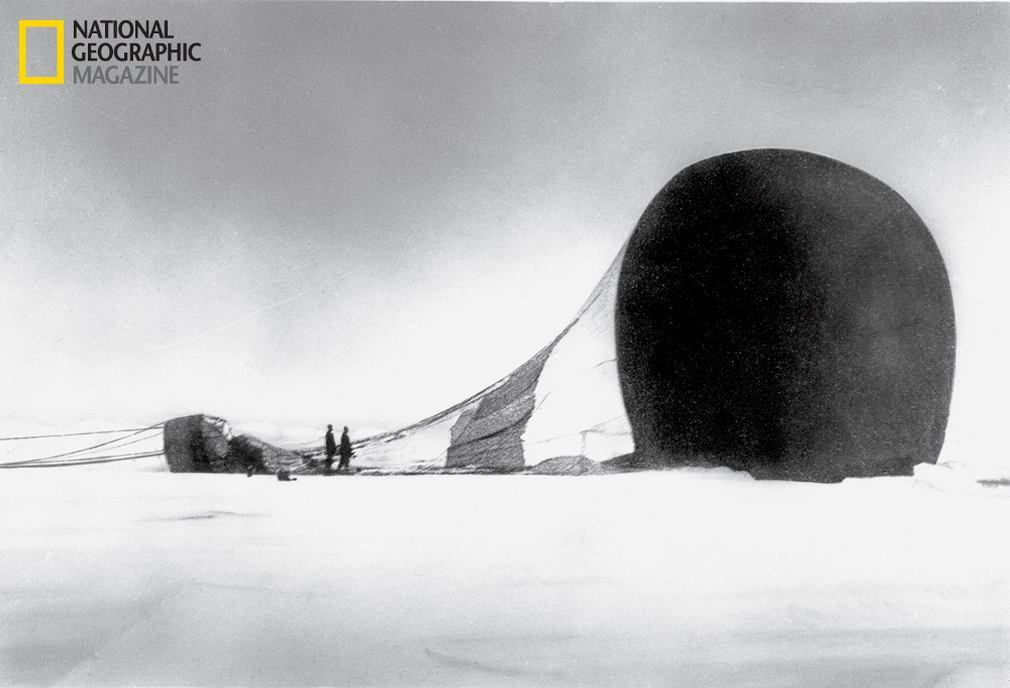 Failure is an Option- North Pole Balloon Expedition