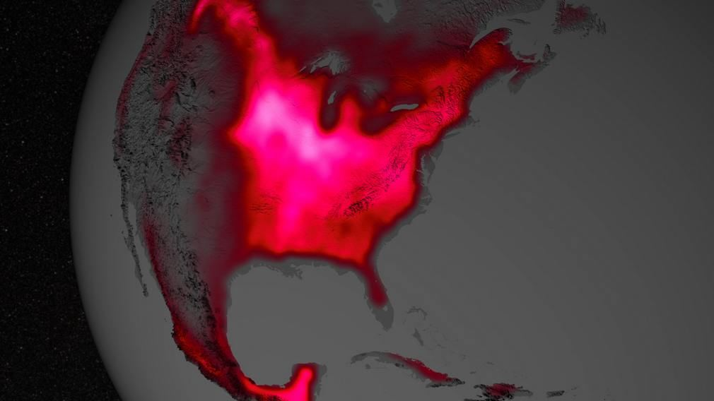 How Photosynthesis looks like from Space 2