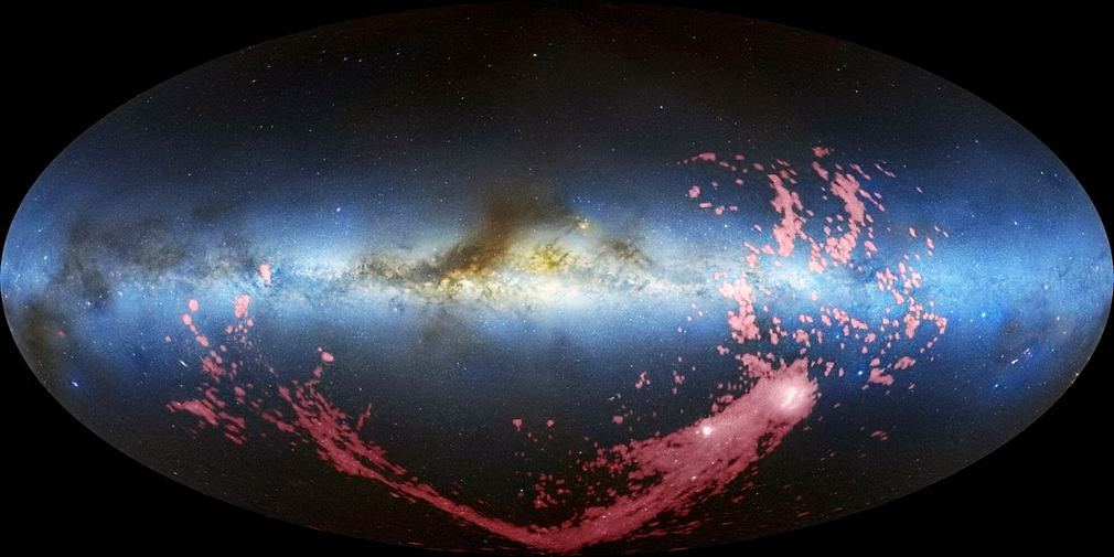 Hubble finds source of Magellanic Stream 2