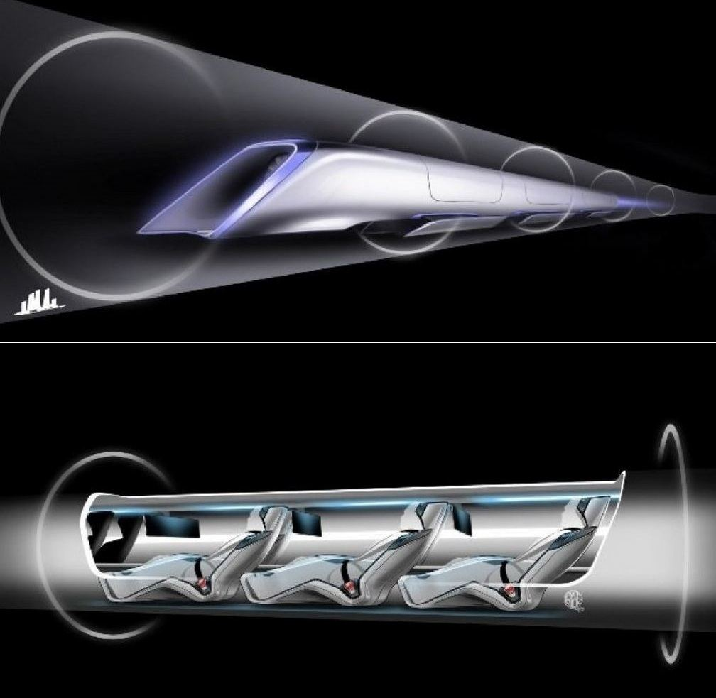 Hyperloop by Elon Musk (5)