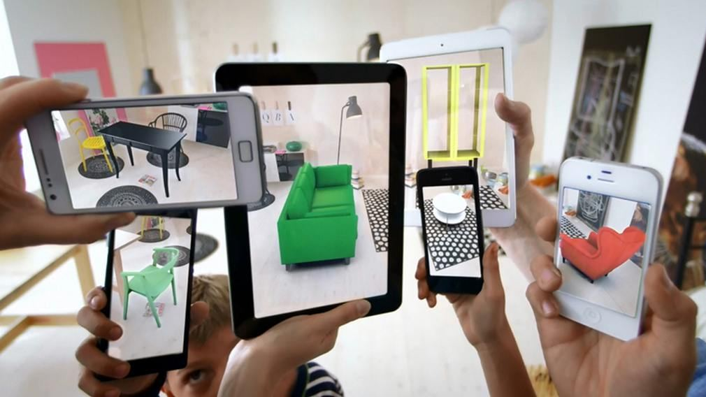 IKEA's Augmented Reality 2014 Catalog 1