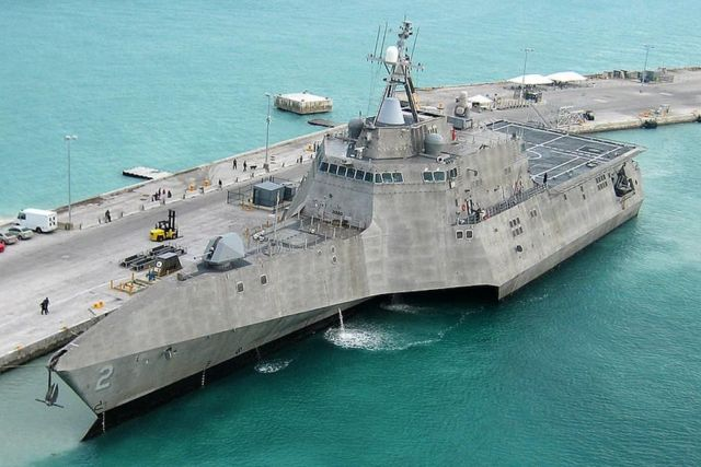 USS Independence (LCS-2) Littoral ship