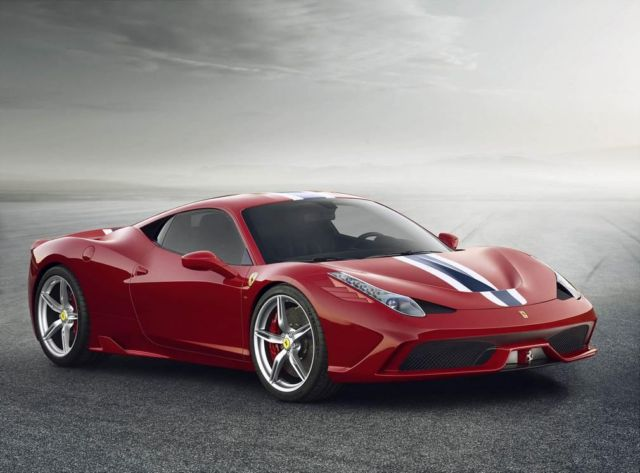 Most powerful Ferrari 458 Speciale 1