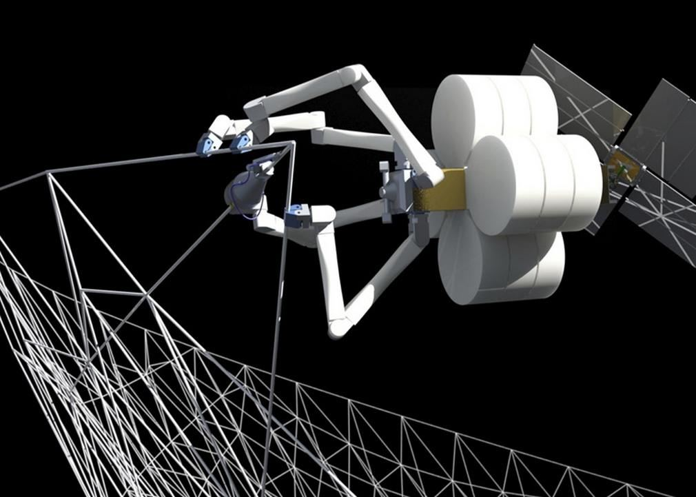 NASA is developing 3D printing factory in space 1