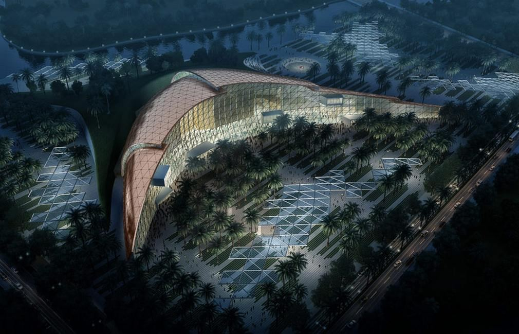 National Theater of Equatorial Guinea by IAD (6)