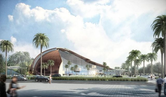 National Theater of Equatorial Guinea by IAD (5)