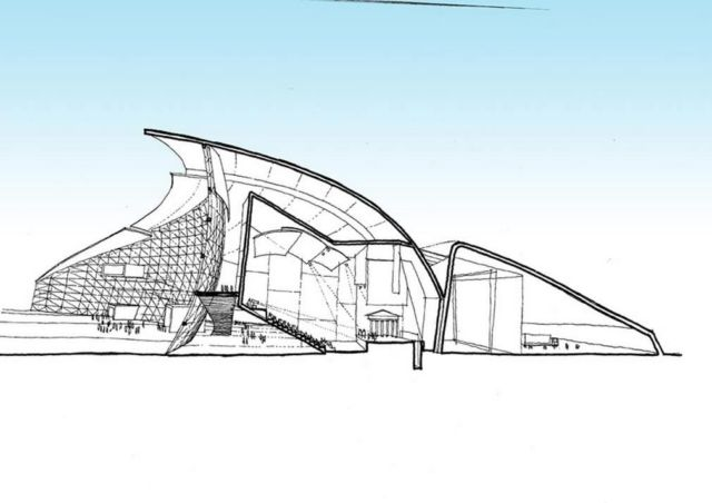 National Theater of Equatorial Guinea by IAD (2)