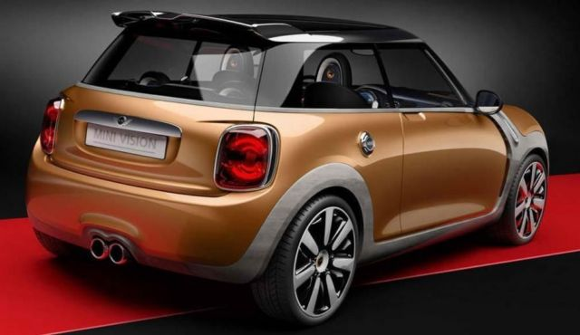 New MINI to be unveiled on November 1