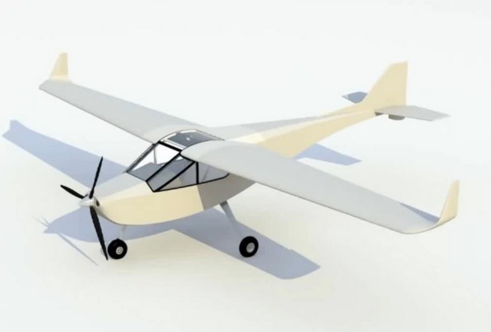 Open-Source Aircraft that costs only $15,000 1
