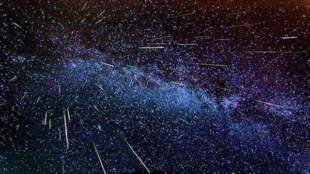 Perseids annual meteor shower 3