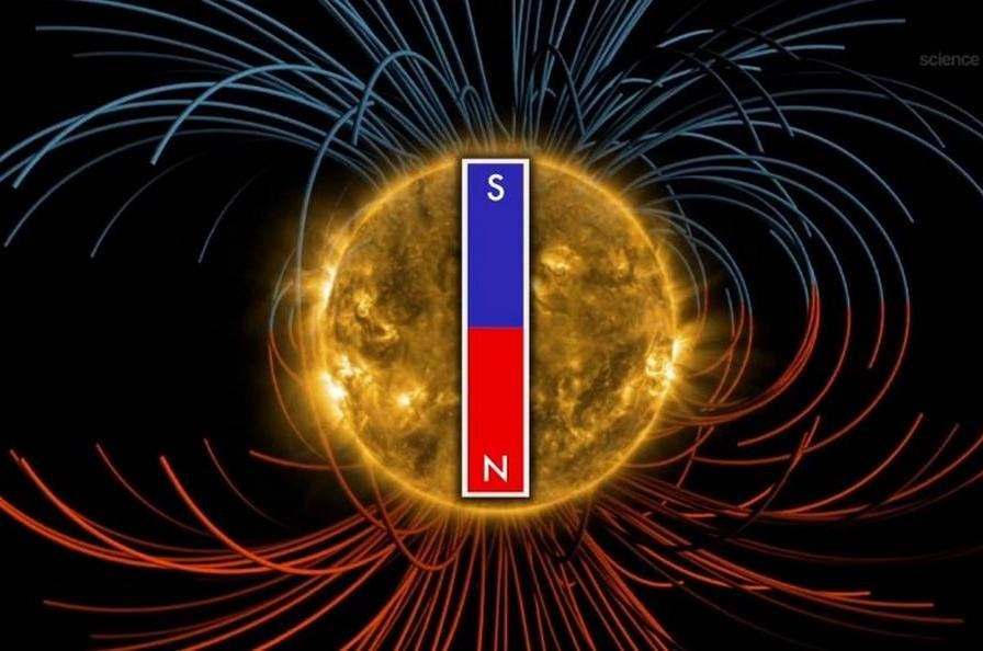 The Sun's Magnetic Field is about to Flip (5)