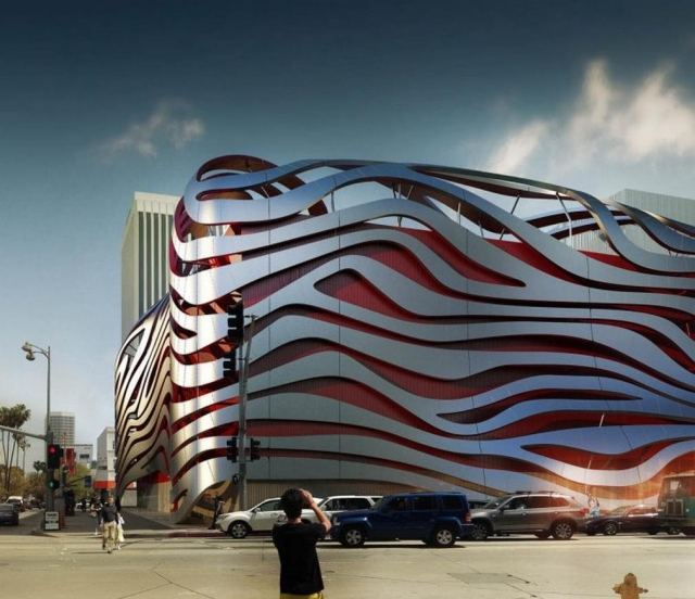 The new Petersen Automotive Museum announced (5)