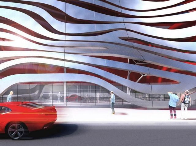 The new Petersen Automotive Museum announced (4)
