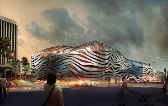 The new Petersen Automotive Museum announced (3)