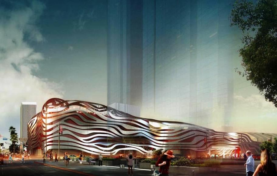 The new Petersen Automotive Museum announced (1)