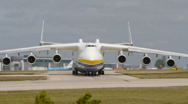 World's largest aircraft 1