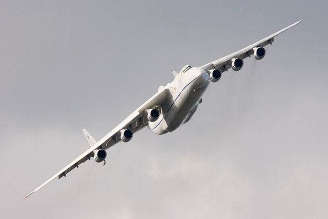 World's largest aircraft (1)