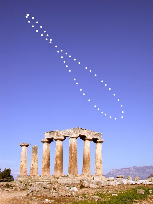 Apollo's Analemma