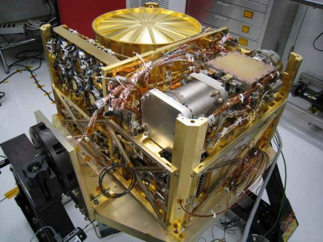 Curiosity finds Water on Mars -The Sample Analysis at Mars instrument suite