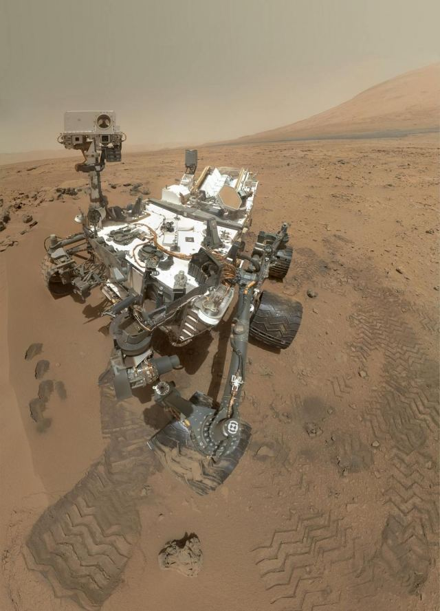Curiosity finds Water on Mars 3