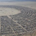 Drone's-Eye Tour of Burning Man