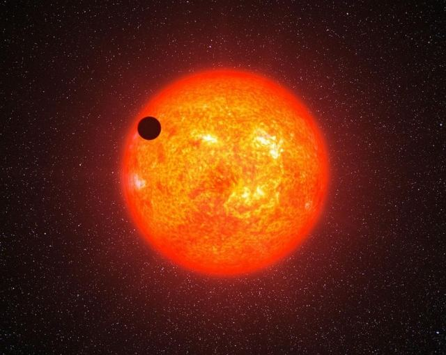 Exoplanet Gliese 1214b might hold Water