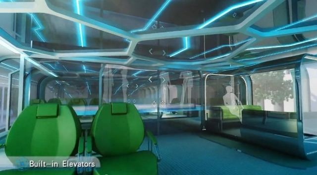 Giant Straddling Bus could be coming soon (3)