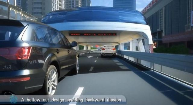 Giant Straddling Bus could be coming soon (2)