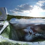 Ice World Dawang Mountain resort by Coop Himmelb(l)au