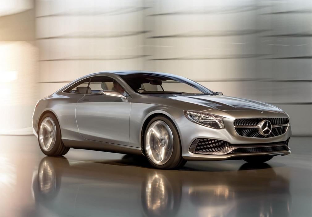 mercedes concept s class coupe wordlesstech. Black Bedroom Furniture Sets. Home Design Ideas