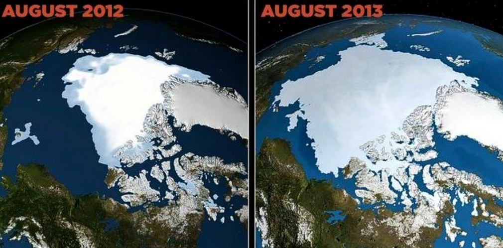 Now it's global Cooling 1