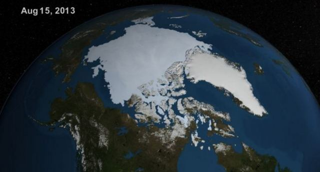 Now it's global Cooling 2