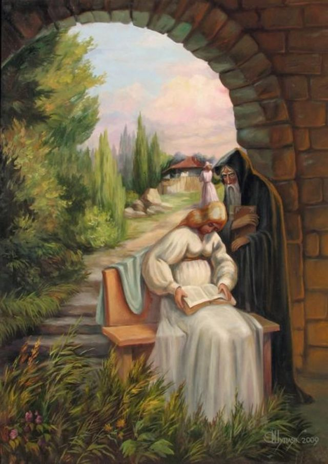 Optical Illusion Paintings (3)