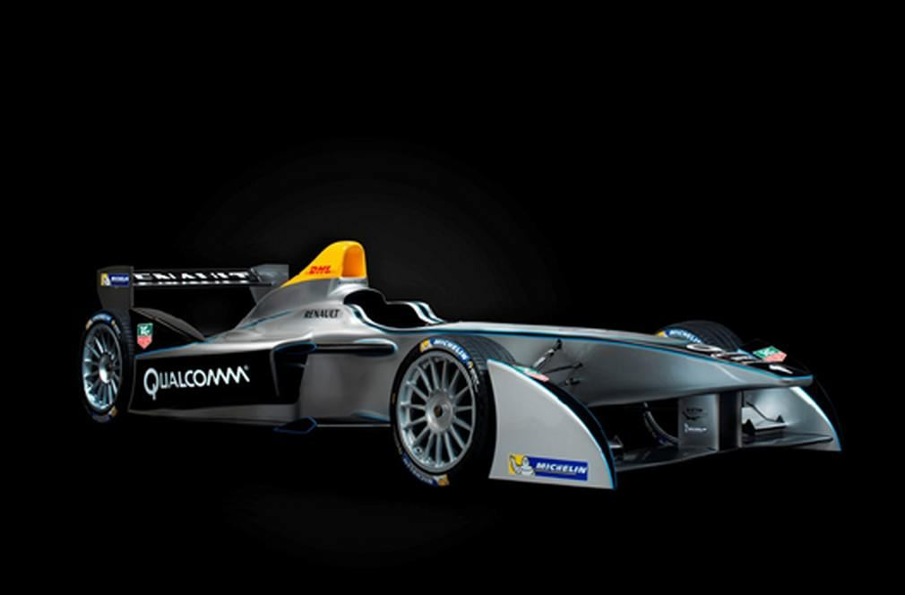 Renault Formula E Electric Race Car (5)